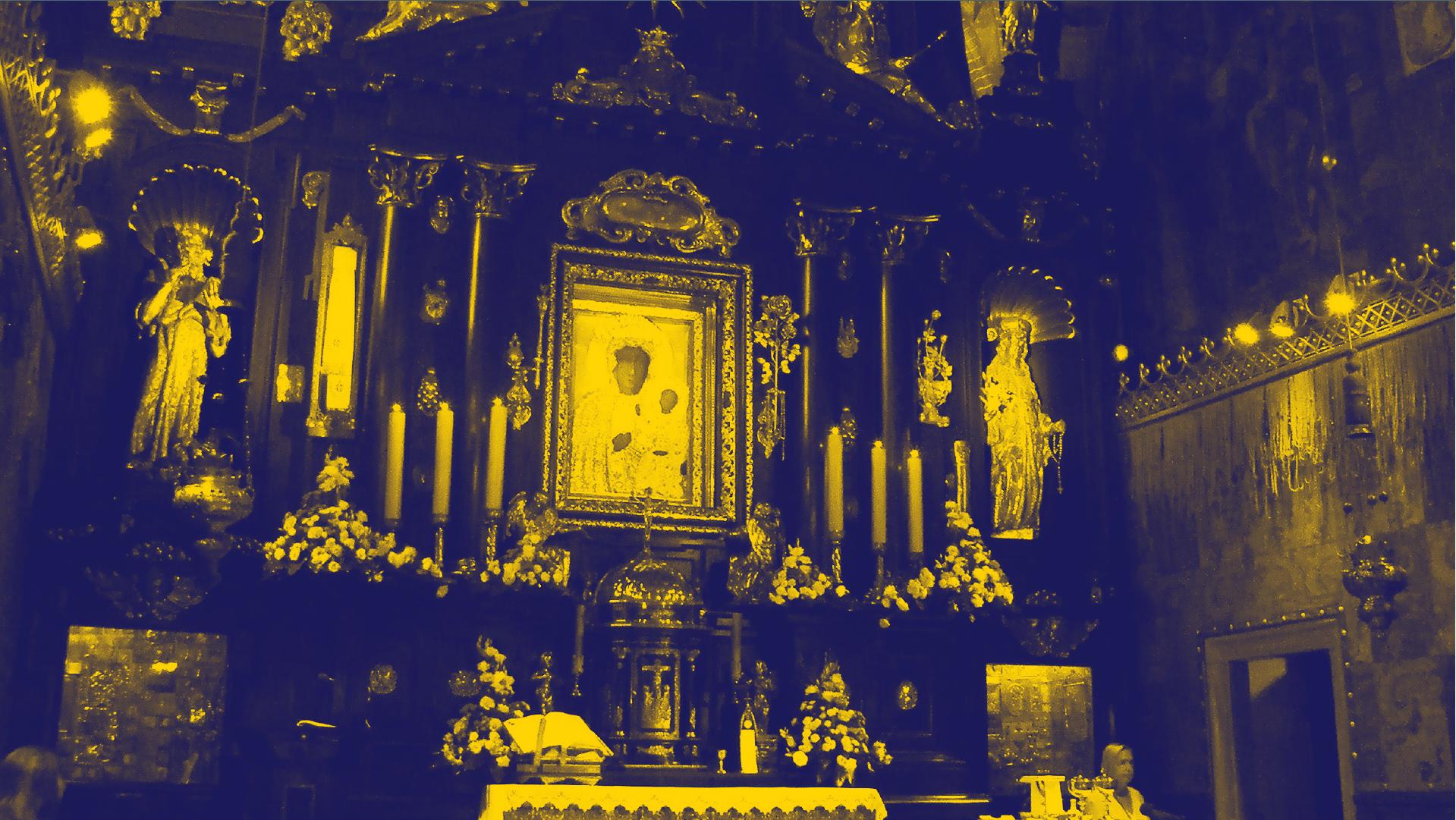 Czuwanie modlitewne na Jasnej Górze 10-11.03