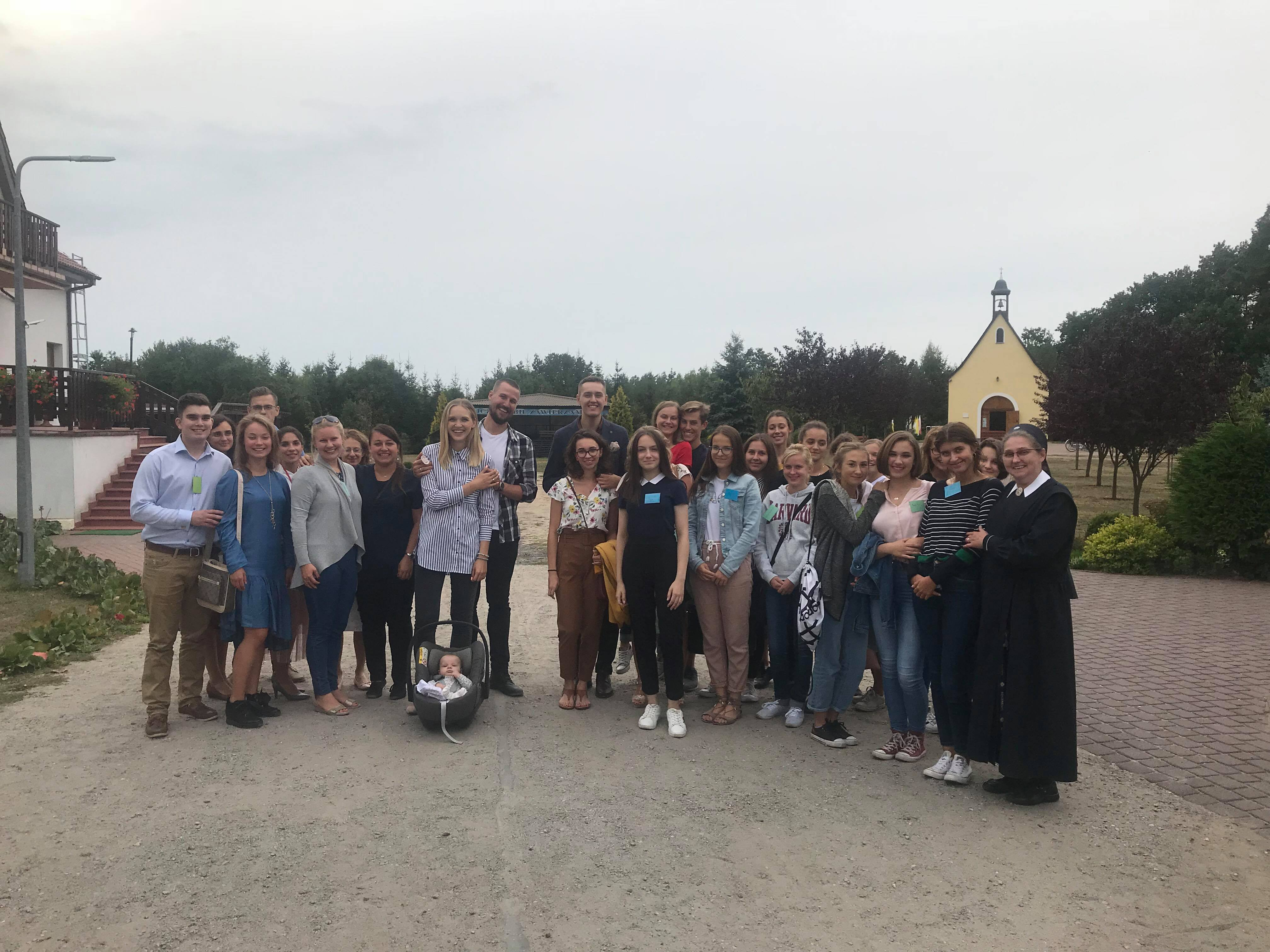 SMB (Spotkanie Młodzieży Bydgoskiej) – spotkanie z Gomułkami :)